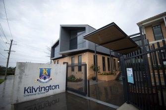 Kilvington Grammar flagged an interim fee reduction last Wednesday.