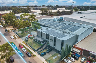 Garlo's Investment Pty Limited has sold a 3561 sq m freehold warehouse at 5-7 Garema Circuit, Kingsgrove
