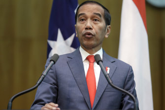 Indonesia's President Joko Widodo has maintained good ties with China despite issues over sovereignty near the Natuna Islands.