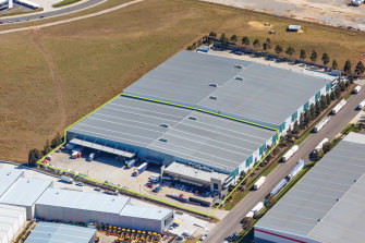 ILS has leased a 11,839 sq m facility at a Dexus estate at 51 Eastern Creek Drive, Sydney