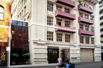 639 Little Bourke Street.