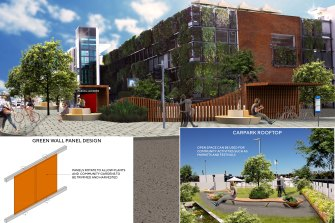 Canterbury Bankstown Council's Modern Carpark was awarded the Best Public Facility Idea.