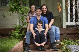 Thomas' father John Ebney said the trial has saved his son's life.
