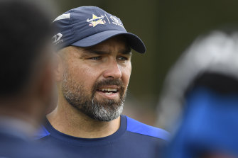 Cowboys coach Todd Payten has been forced into 14 days of isolation after being deemed a close contact of a positive COVID-19 case at the Townsville Markets on Sunday.