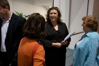 The Premier wants to appoint Natasha Maclaren-Jones as upper house president.