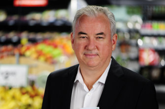 Woolworths Group executive Paul Graham has been announced as the next chief executive of Australia Post.