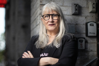 "Women March 4 Justice organiser Janine Hendry says it is ""absolutely devastating"" that Gladys Berejiklian and Jodi McKay will not be at the Sydney rally."