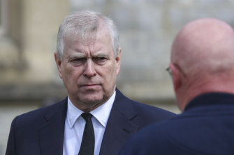Prince Andrew denies the alleged encounters with Ms Giuffre.