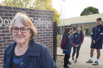 Linda Maxwell, principal of Keilor Downs Secondary College, said assessing each student for special consideration would be harder this year.