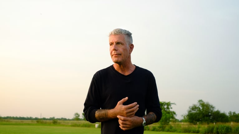 Anthony Bourdain's untimely death in June casts Parts Unknown in a more poignant light.