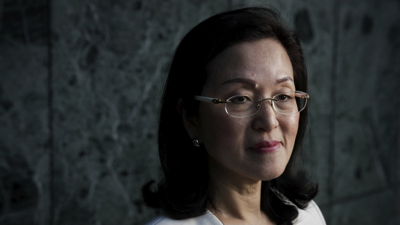 'No need for panic': MP Gladys Liu urges Victorians to visit struggling Chinese restaurants