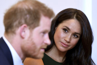 The Duke and Duchess of Sussex have spoken of their troubles in a new documentary.
