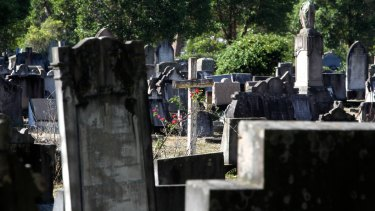 Rookwood cemetery is running out of space, but the clay soil means the option of reusing graves is unlikely, an inquiry heard.