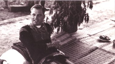 Petersen in the highlands of Vietnam.