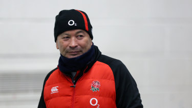 Under pressure: Eddie Jones has been told his England side needs to lift.