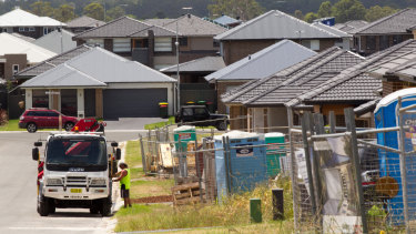 The health of people living in outer suburbs may be affected by long commutes and traffic congestion.