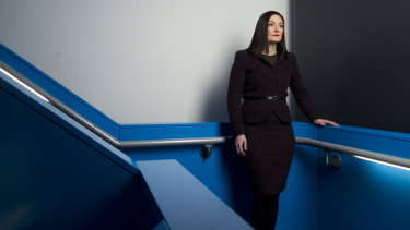 Siobhan McKenna is widely considered the most powerful individual in News Corp in Australia.
