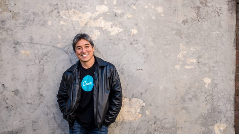 Silicon Valley veteran Guy Kawasaki has written 15 books.