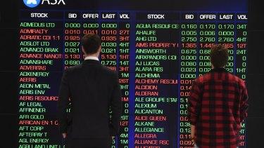 It's been a rocky week on global sharemarkets.
