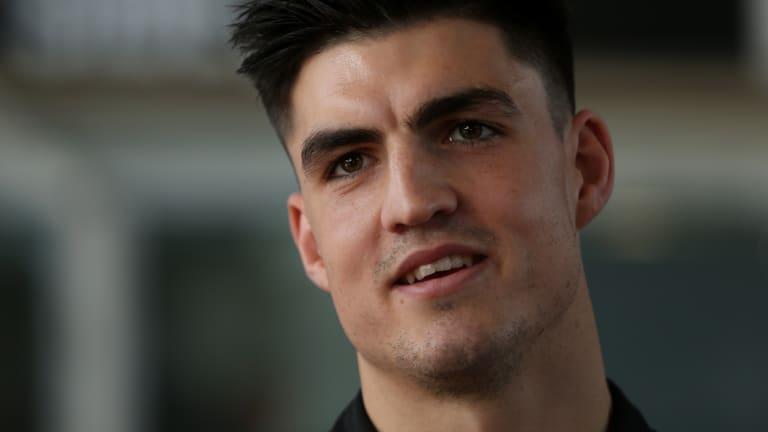 Collingwood defender Brayden Maynard.