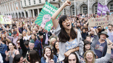 Ireland voted overwhelmingly at the weekend to reform its abortion laws.