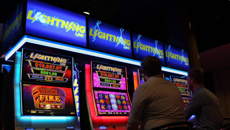 Five Victorian AFL clubs are staying in the pokies while four have said they will no longer take pokies revenue.