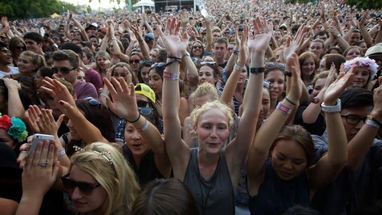 Pill testing could stop deaths at music festivals.