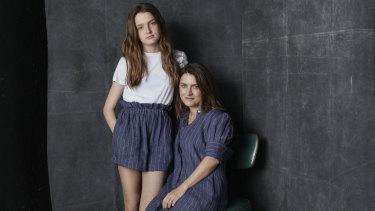 Matilda and Emma.