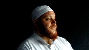 Head of the Australian National Imams Council Sheikh Shady Alsuleiman.