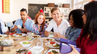 The new payments platform should make it easier to split bills between friends.