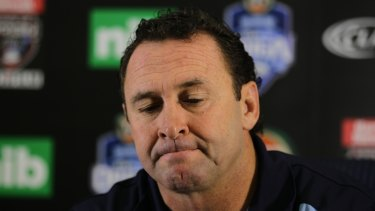 Ricky Stuart's appointment as a full-time coach didn't have the desired impact.