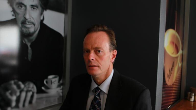 Assistant Commissioner Peter Cotter