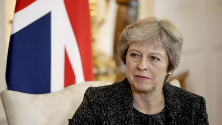 "British Prime Minister Theresa May said plastic waste is one of the ""greatest environmental challenges facing the world""."
