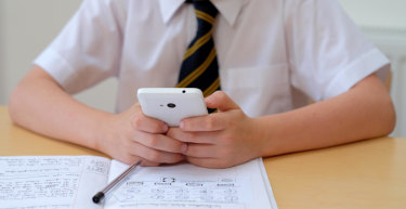 The phone ban robs schools and principals of making decisions.