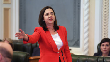 Premier Annastacia Palaszczuk has said, correctly, that abortion law reform would  modernise Queensland.