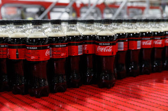 Coca Cola Amatil has received the green light from FIRB.