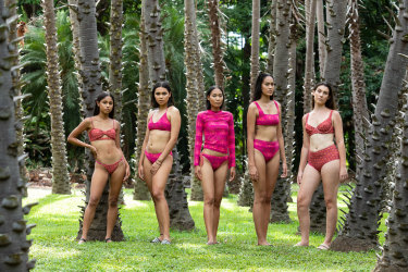 Liandra Swim is an Indigenous label making waves, in a good way.