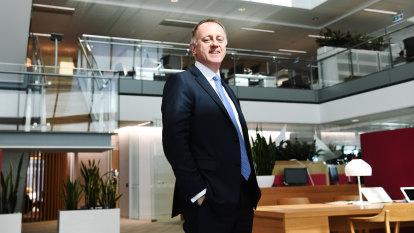 Former boss of QBE Australia John Neal named Lloyd's of London CEO