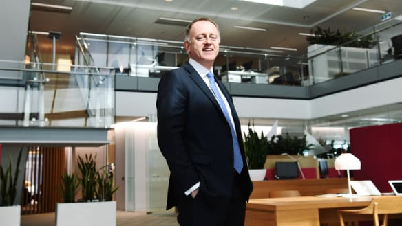 Former boss of QBE Australia John Neal named Lloyd's of London CEO