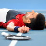 Djokovic beats Medvedev, drags Serbia into inaugural ATP Cup final