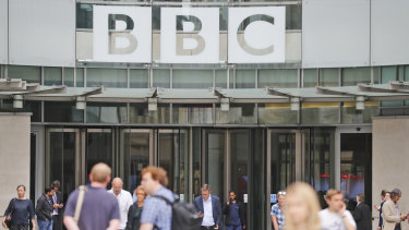 The BBC will axe 450 jobs from its news division.