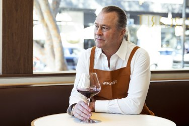 Margaret will be the first restaurant Neil Perry has owned solo in his 40-odd year career.