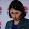 'It's called being human': 'Exhausted' Berejiklian urged to take break after a week of unforced errors