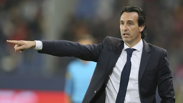 Former PSG coach Emery set to be appointed Arsenal boss