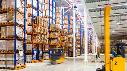 Industrial in demand as funds flee secondary retail