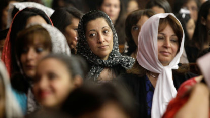 Religious persecution a growing global problem