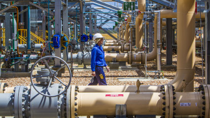 Gas will help Australia bounce back better and stronger from the pandemic