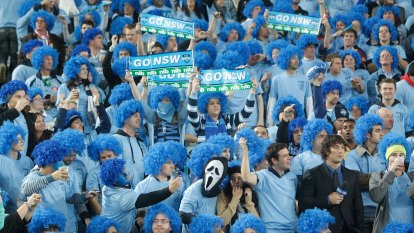 The most lopsided Origin crowd in history? Sydney fans banned from Brisbane