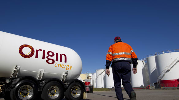Origin back in the black, but shareholders miss out