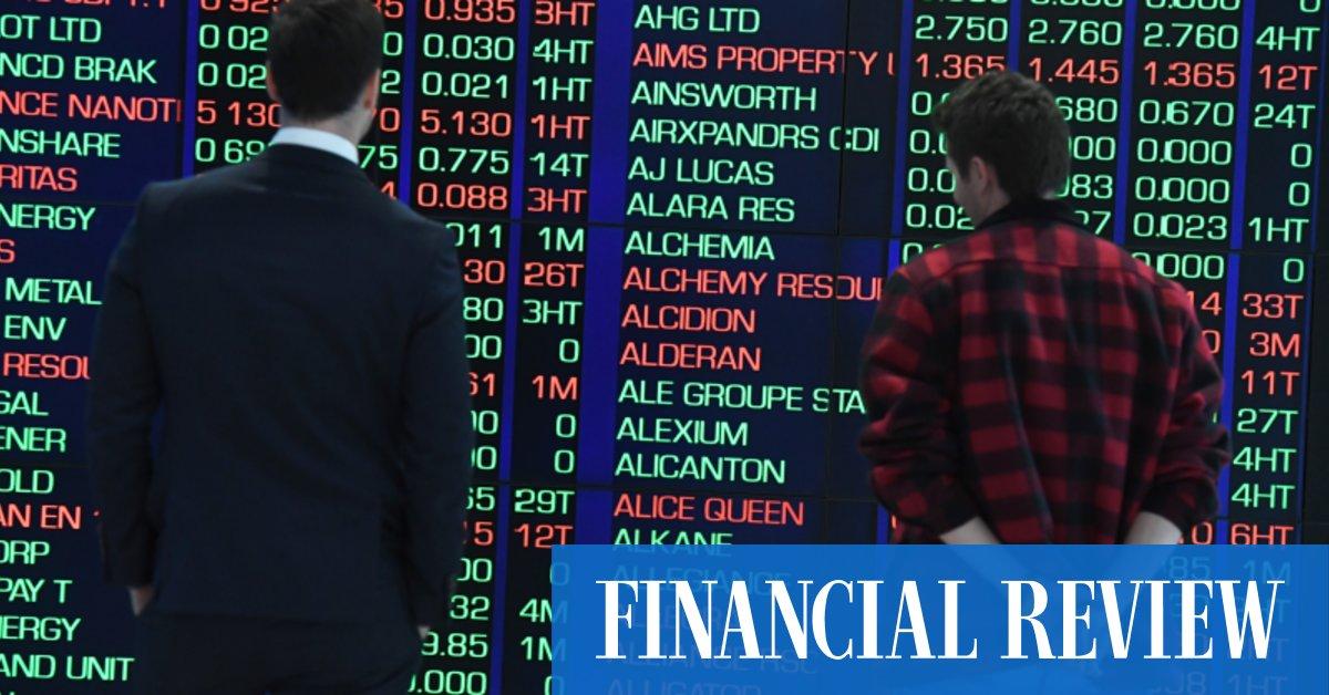 Neglected tech stocks make their mark – The Australian Financial Review